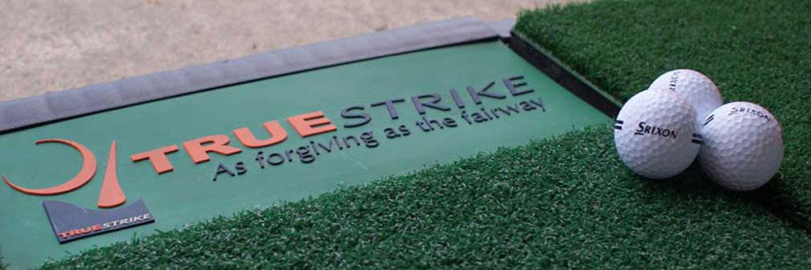 TrueStrike Golf Mat