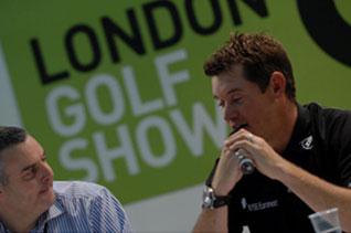 Truestrike at the London Golf Show