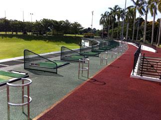 Singapore ICC - TrueStrike Golf Mats