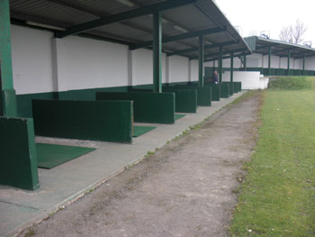 Concord Park Range In Sheffield - Before