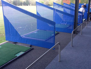 Four Ashes Golf Centre's TrueStrike and TrueTee Transformation - After