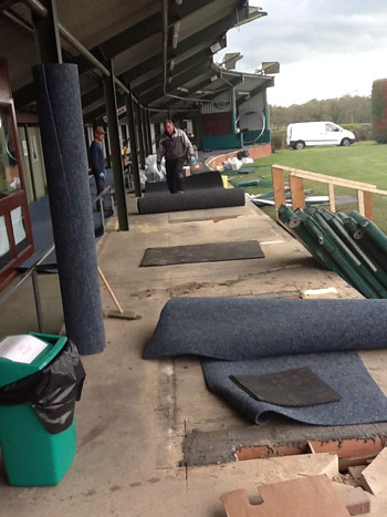 Four Ashes Golf Centre's TrueStrike and TrueTee Transformation