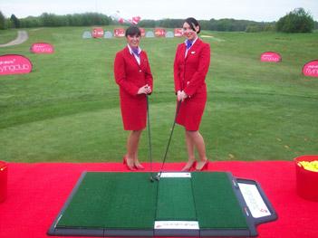 Golf Show Live 2012 - TrueStrike & TrueTee Wow The Crowd