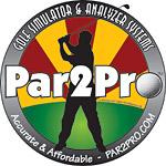Par2Pro Logo - TrueStrike and TrueTee at PGA show 2012