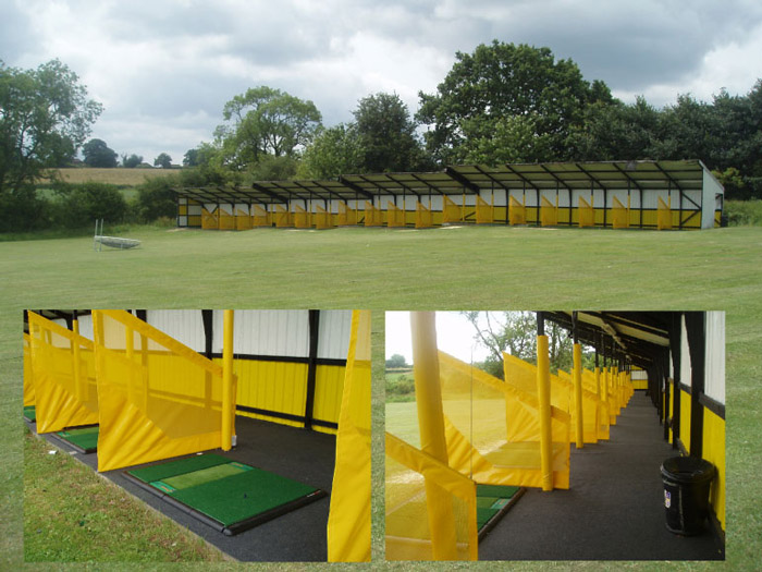 Luke Melling Golf Academy Installs TrueStrike