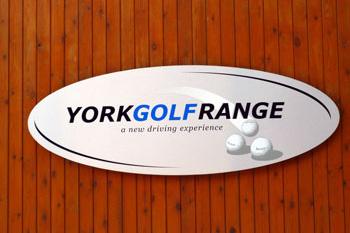 York Golf Driving Range TrueStrike TrueTee Install