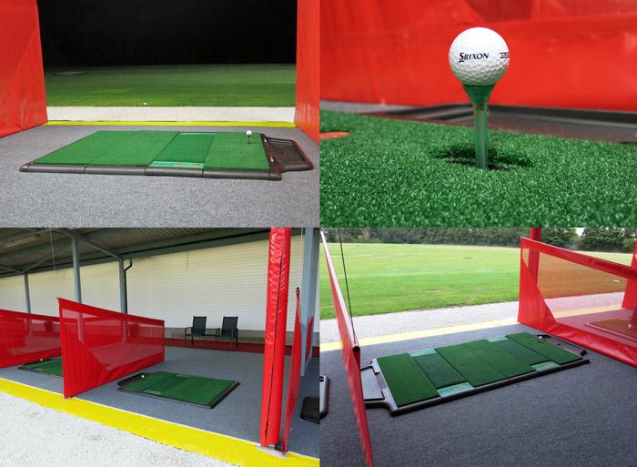 Liverpool Golf Centre - TrueStrike Golf Practice Mats & TrueTee Installation