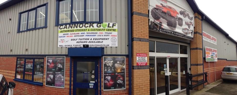 Cannock Golf & Custom Fit Centre install the revolutionary TrueStrike Golf Mat