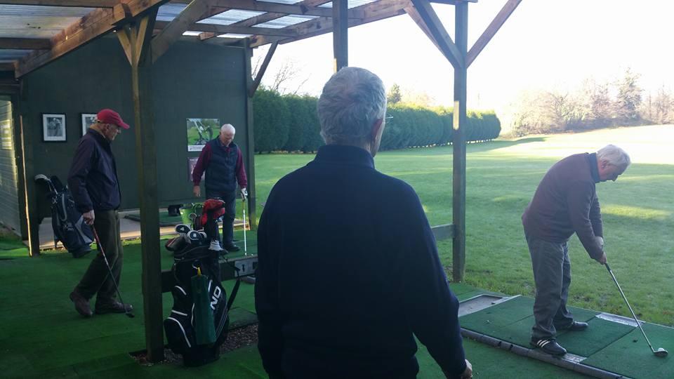 Tenterden Golf Club - TrueStrike Golf Practice Mats