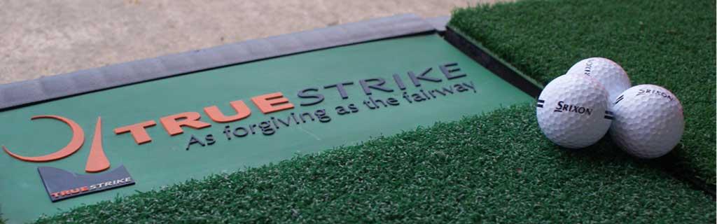 The Best Golf Practice Mat - TrueStrike