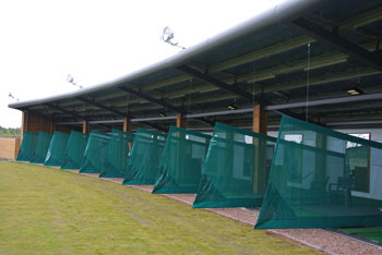 Aston Wood Golf Centre TrueStrike Install