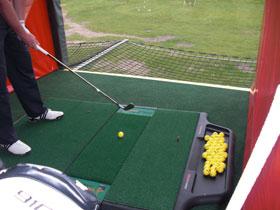 Bushey Country Club TrueStrike Driving Range