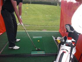 Bushey Golf Centre TrueStrike Installation