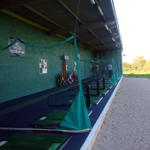 Carlisle Driving Range - TrueStrike Golf Mats