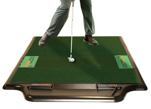 TrueStrke Golf Mat for Driving Ranges