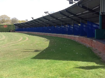 Four Ashes Golf Centre TrueStrike & TrueTee Install