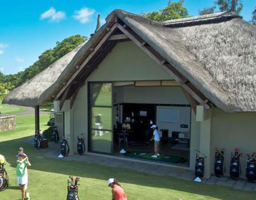 Four Seasons Golf Club - TrueStrike Golf Mat