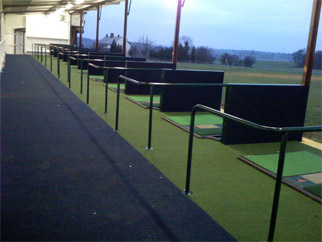 Whitehill Golf - TrueStrike Golf Mat