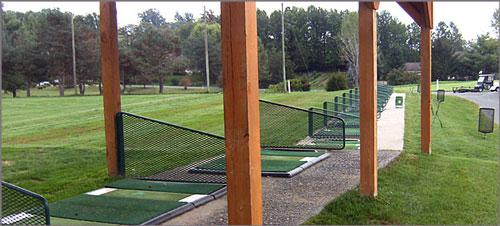 Lakeview Golf - TrueStrike Golf Mat