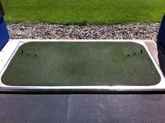 Manston Golf Centre - Before Pic 2