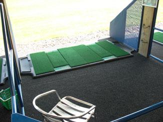 Manston Golf Centre - TrueStrike & TrueTee Install