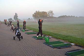 Nazeing Golf Club - TrueStrike Golf Mats