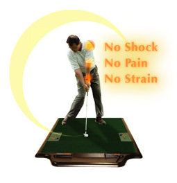 TrueStrike Reduces The Chance Of Injury - No Shock, No Pain, No Strain