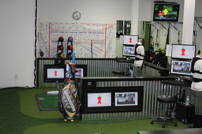 NorCal Golf Academy - TrueStrike Facility