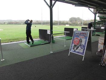 Plymouth Golf Centre TrueStrike & TrueTee Install