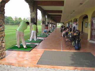 Sheshan Golf Club - TrueStrike Golf Practice Mat