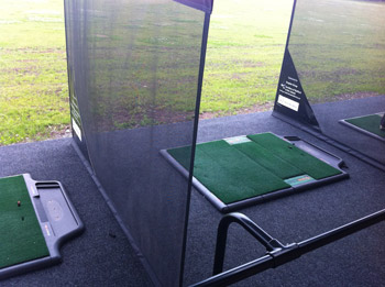 Stone Driving Range - TrueStrike Golf Practice Mat