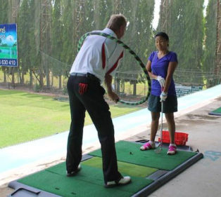 TrueStrike The Great For PGA Teaching