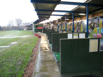 Tonbridge Golf Centre TrueStrike & TrueTee facility
