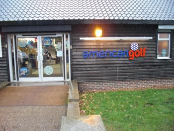 Tonbridge American Apparel Store