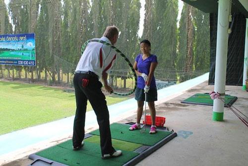TPR Golf Academy - TrueStrike Golf Practice Mat