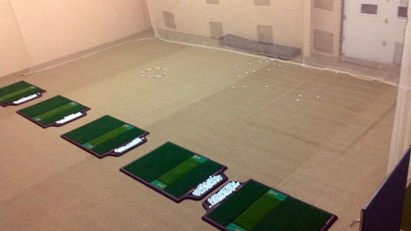 Windsor Golf Center - TrueStrike Golf Mats