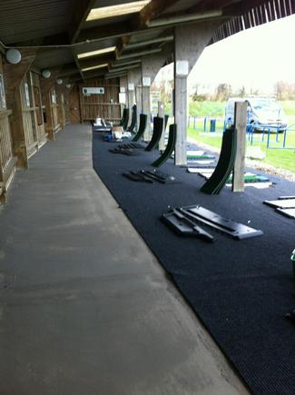 Manston Golf In Progress - Pic 1