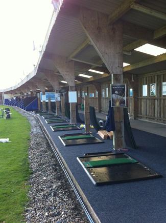 Manston Golf In Progress - Pic 2