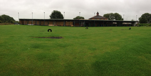 Liverpool Golf Centre Before Photo