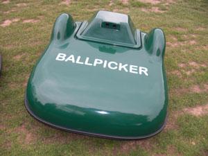 Tonbridge Golf Centre TrueBots Install - Ballpicker Programming