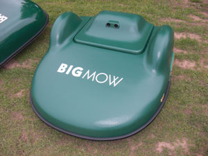 TrueBot Bigmow - Robot Lawn Mower