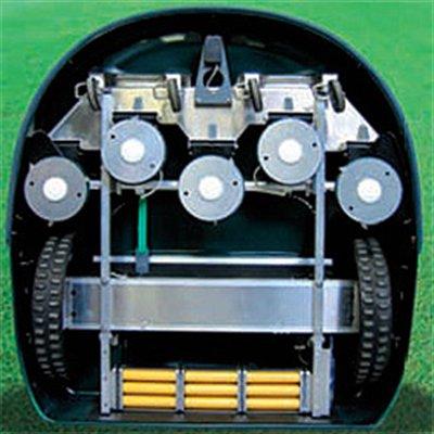 BigMow Underneath Shoot - Tonbridge Golf Centre TrueBots Install