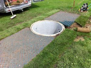 Tonbridge Golf Centre - Ballpicker Ball Return System