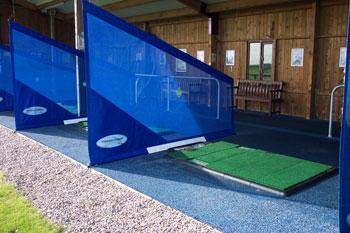 York Golf Range TrueStrike Installation