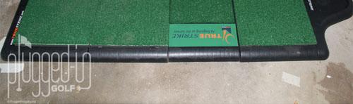 Plugged in Golf TrueStrike Golf Mat Review