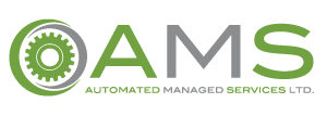 Automated Managed Services Logo