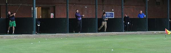Sherdons Golf Centre - Driving Range Before Refurbishment