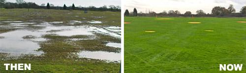 Horne Park - Before & After