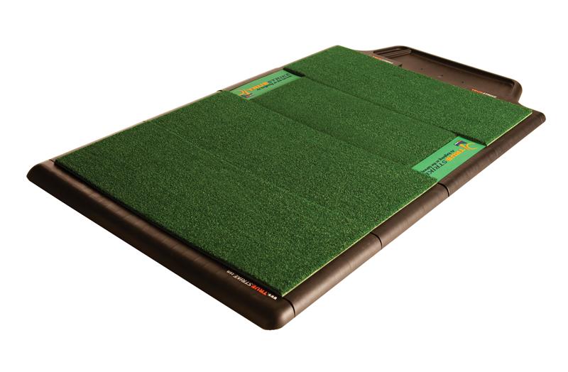 Single TrueStrike Golf Mat