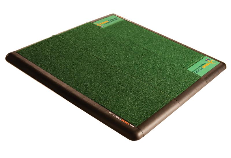 Static Golf Mat
